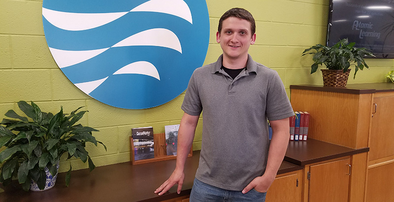 Zack Ware, Engineering Graduate