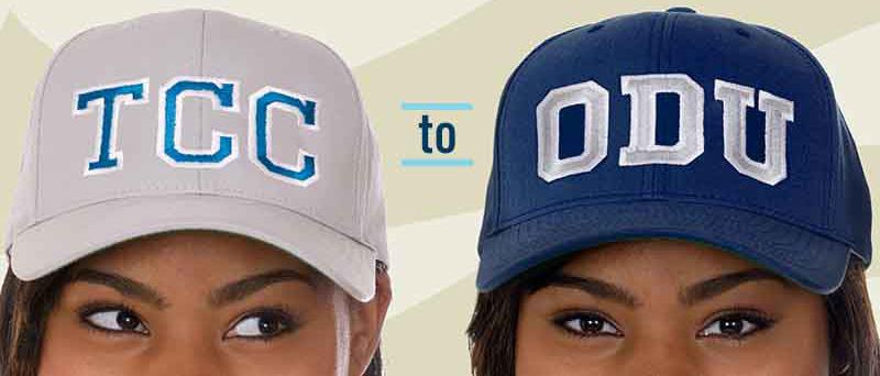 TCC to ODU