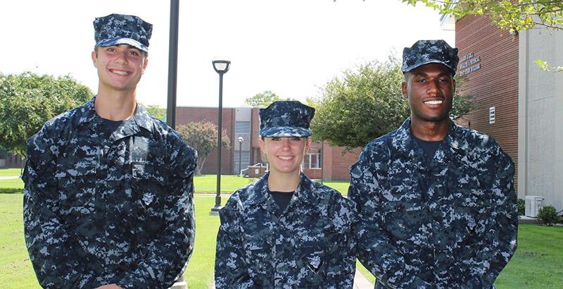 ROTC at TCC
