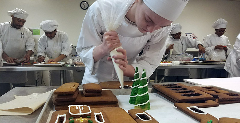 TCC Culinary Gingerbread Auction