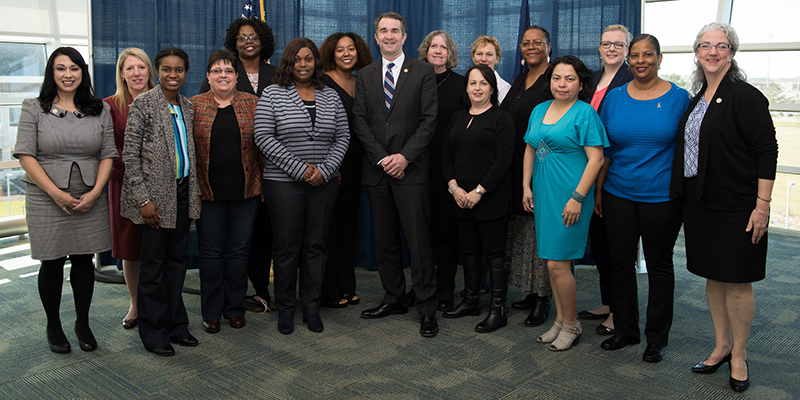 Gov-Ralph-Northam-Women-Veterans-Week-2018