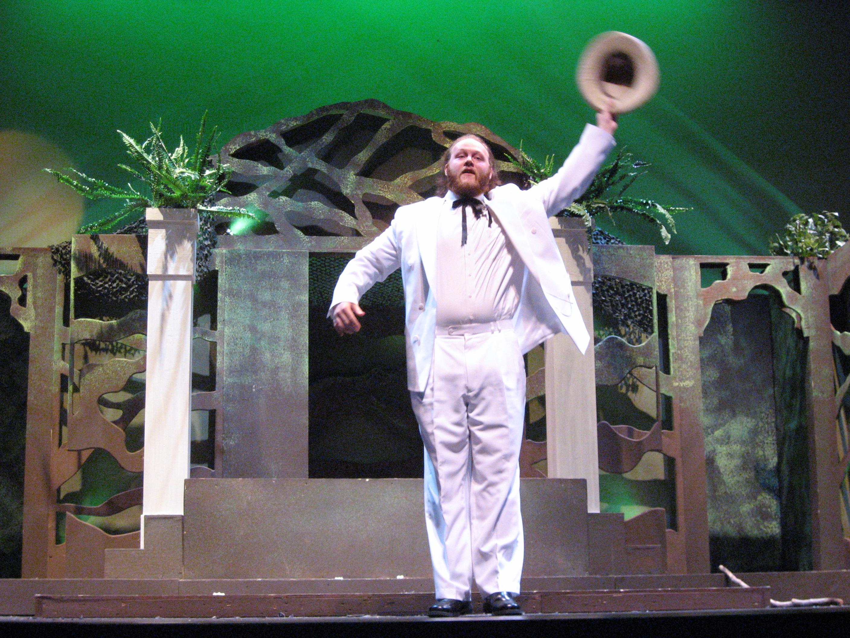 Joshua Hastings - TCC Theatre