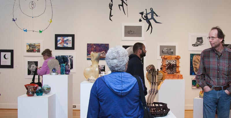 45th annual Student Art & Design Exhibition