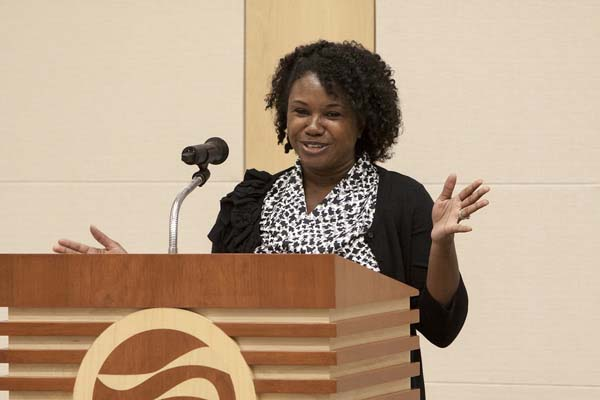 TCC's Women's Center provided the support Alisa Reed-Lofton needed to complete her degree.