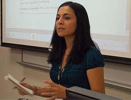 Professor Ilaria De Santis