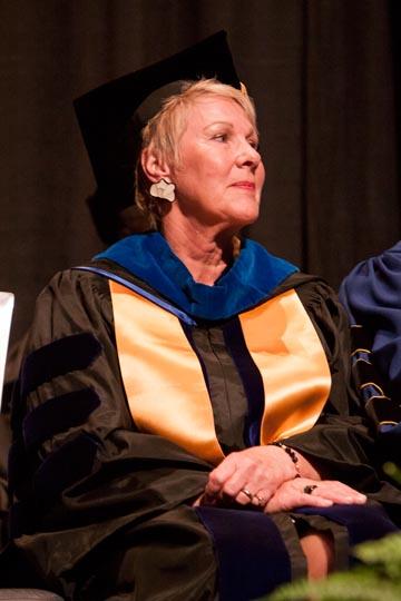 President Edna V. Baehre-Kolovani