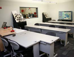 classroom at RAC