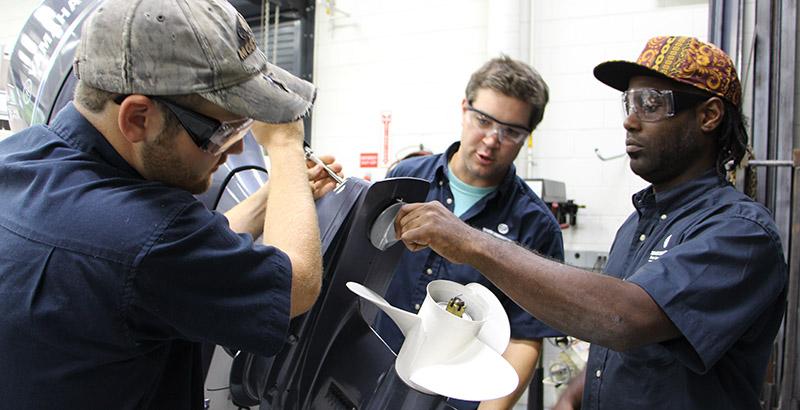 Diesel Mechanic different communication majors