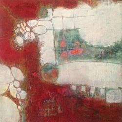 Painting by artist Eloise Shelton-Mayo