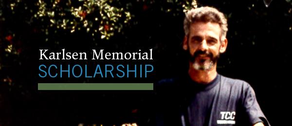 Karlsen Memorial Scholarship