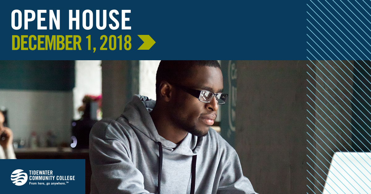 december 1 open house