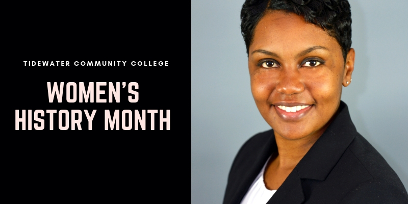 Tidewater Community College Women's history month
