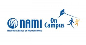Logo for NAMI on Campus