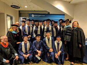 Chesapeake Public Schools dual enrollment graduates.