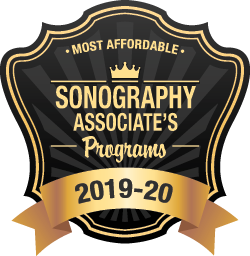 sonography badge