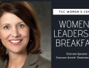 Women's Leadership Breakfast features Corynne Arnett with Dominion Energy