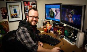 Nigel Tierney at DreamWorks