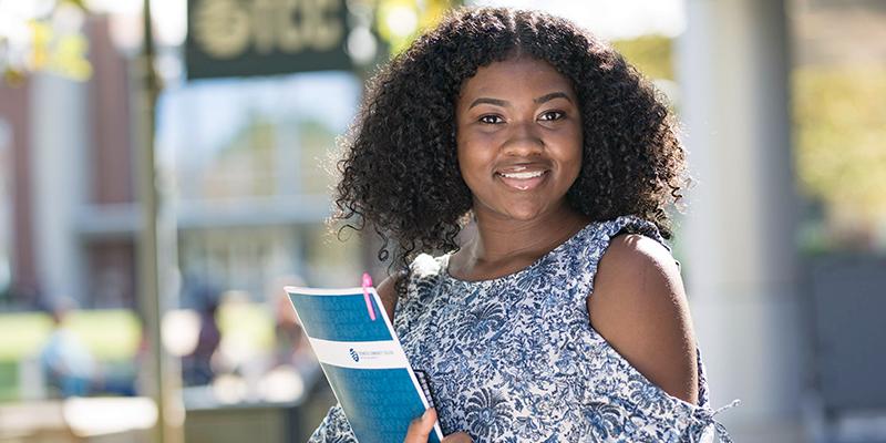 a TCC Student