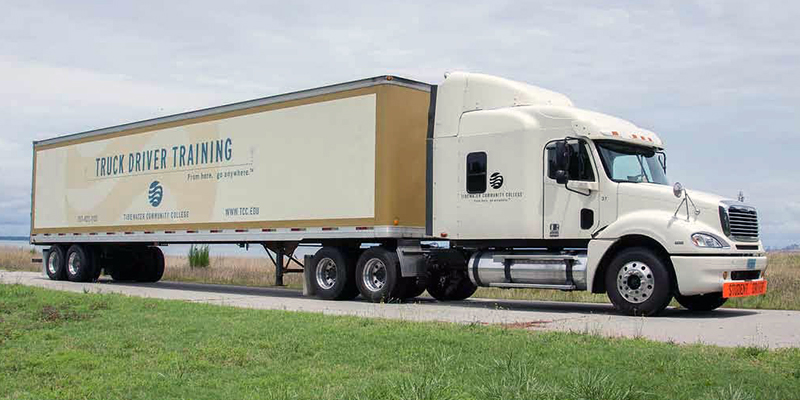 TCC Trucking program
