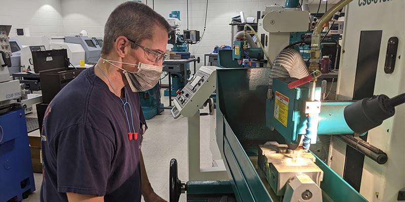 JD Evett. Machine Technolgy