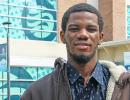 Emmanuel Abuah at TCC's Norfolk Campus.